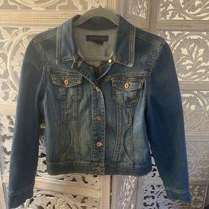 EUC  Jean star Jean jacket - size p/M - like new